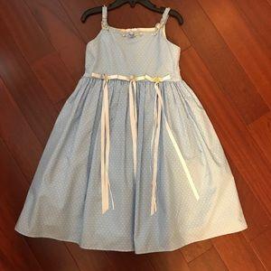 Other - Polka dot girls dress